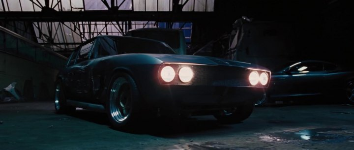 1971 Jensen Interceptor Mk III, Fast and Furious 6 2013