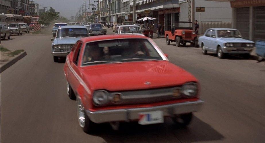 1972 Toyota Corona RT90