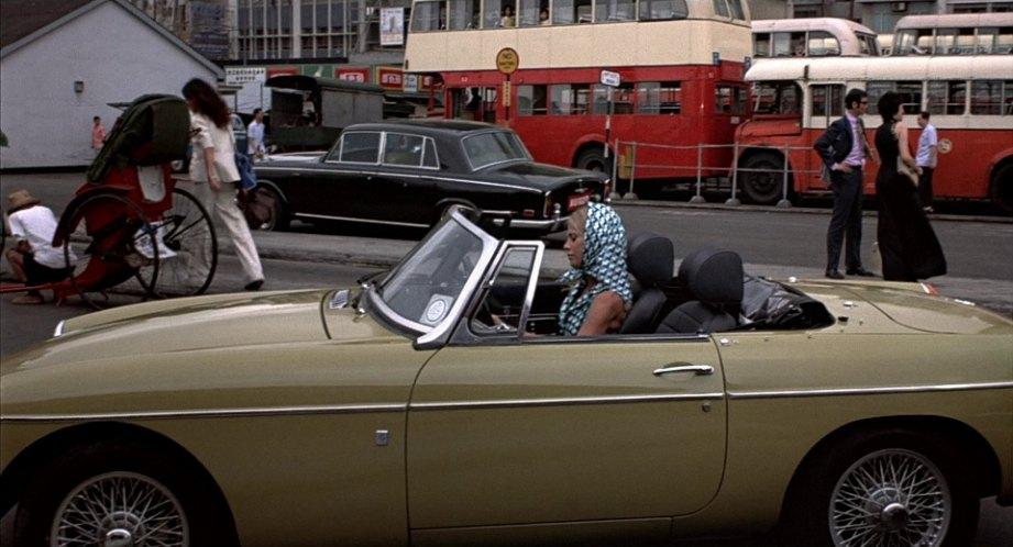 1973 MG B Mk II ADO23, The Man with the Golden Gun 1974