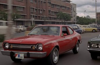 1974 AMC Hornet X + The Man with the Golden Gun