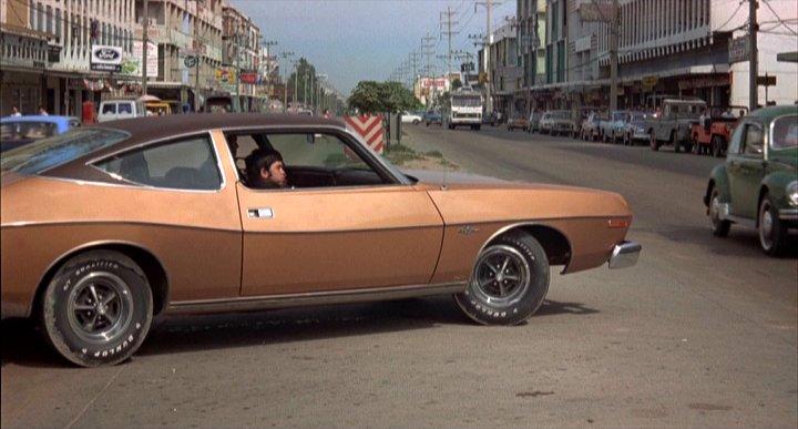 1974 AMC Matador Coupe, The Man with the Golden Gun