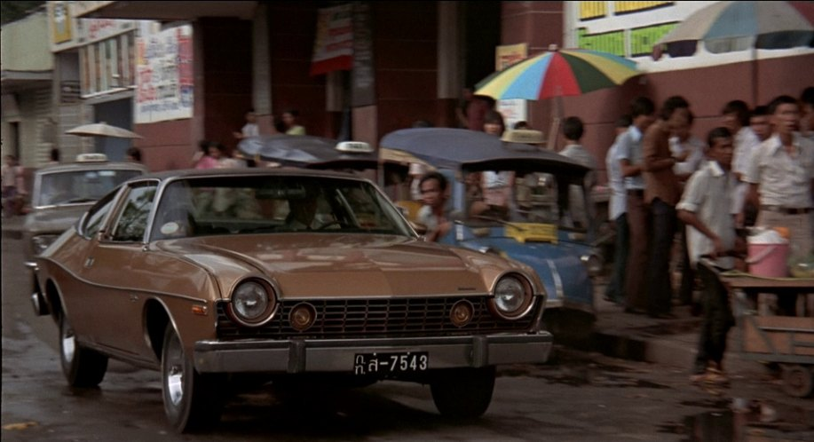 1974 AMC Matador Coupe, The Man with the Golden Gun 1974