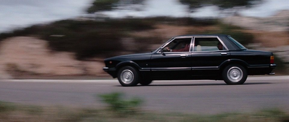 1976 Ford Taunus Ghia TC2, The Spy Who Loved Me