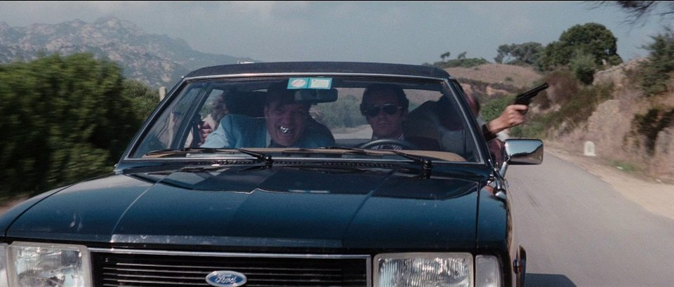 1976 Ford Taunus Ghia TC2, The Spy Who Loved Me 1977