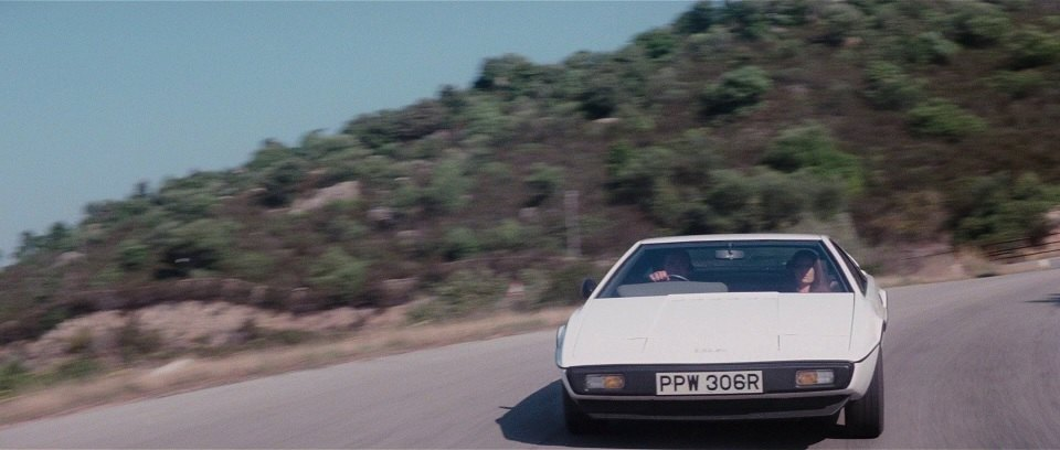 1976 Lotus Esprit Type 79 13 Best Movie Cars