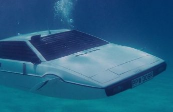1976 Lotus Esprit Type 79, The Spy Who Loved Me 1977