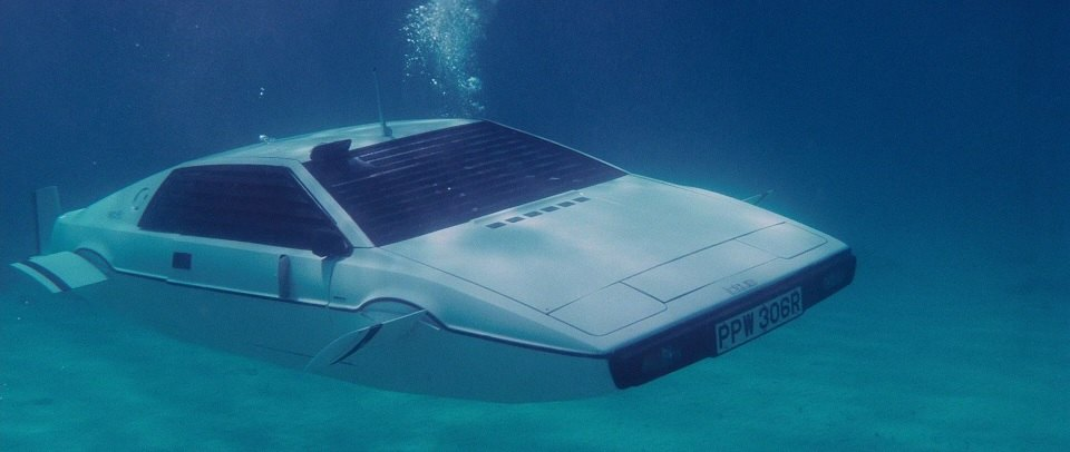 1976 Lotus Esprit Type 79