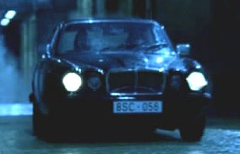 1980 Jaguar XJ6 Series III, Underworld 2003