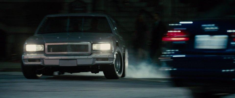1987 Chevrolet Caprice, Furious 7 2015