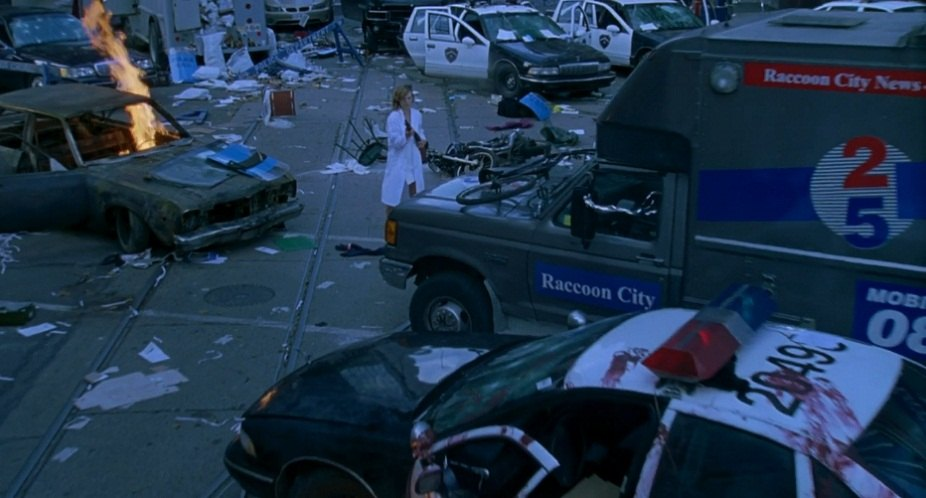 All The Cars In  U0026quot Resident Evil U0026quot   2002