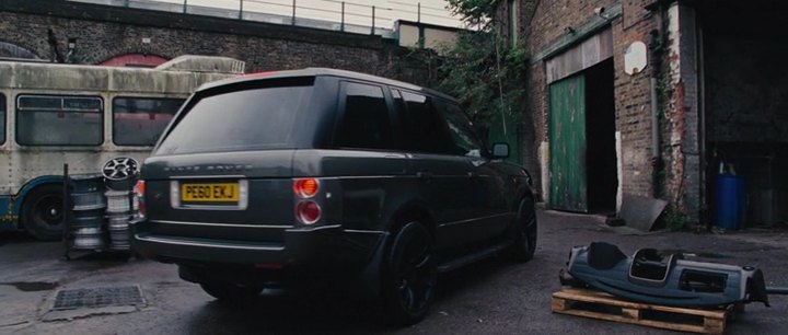 2002 Land-Rover Range Rover Series III L322