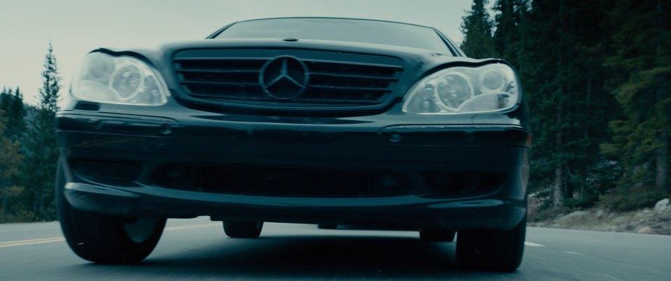 2003 Mercedes-Benz S 55 AMG W220