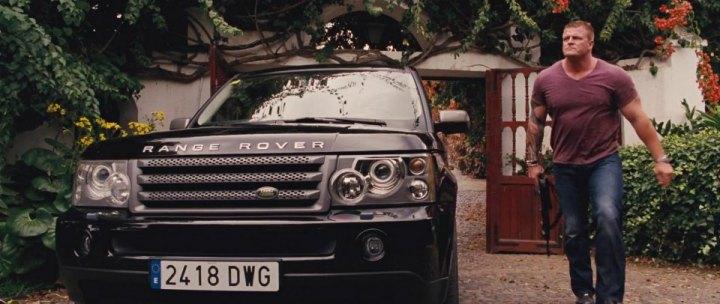 2005 Land-Rover Range Rover Sport