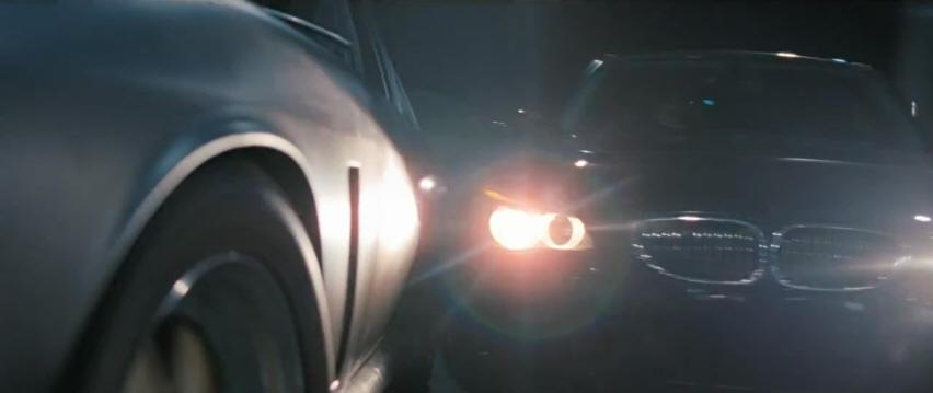2010 BMW 5 as M5 E60