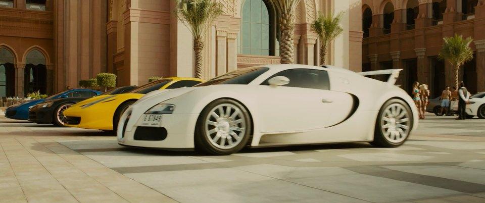 2011 Bugatti Veyron, Furious 7 2015