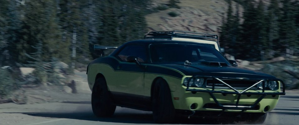 2011 Dodge Challenger SRT-8 LC