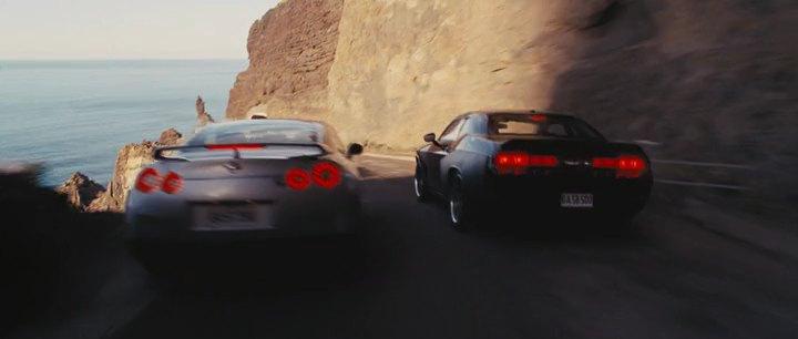 2011 Nissan GT-R R35, Furious 6 2013
