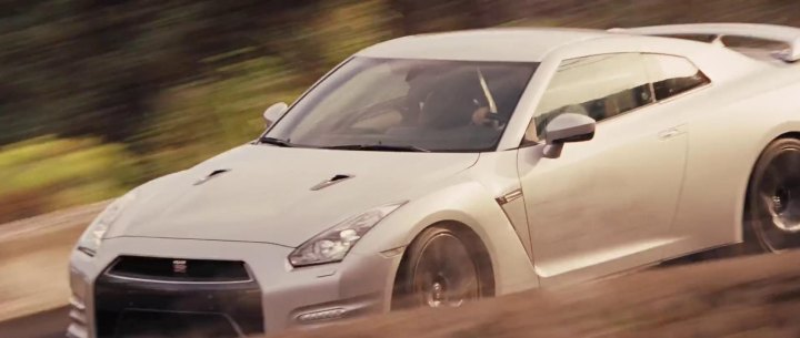2011 Nissan GT-R R35, Fast and Furious 6 2013