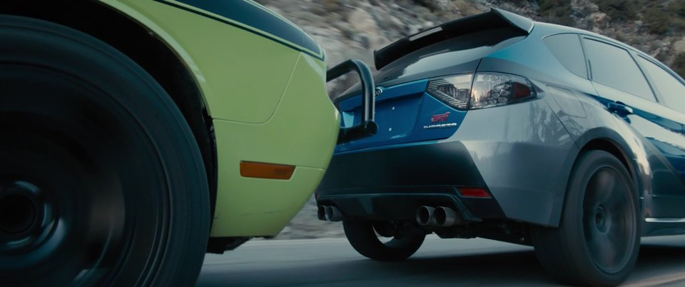 2012 Subaru Impreza WRX STi GH