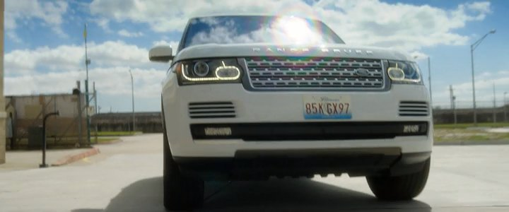2013 Land-Rover Range Rover Series IV L405