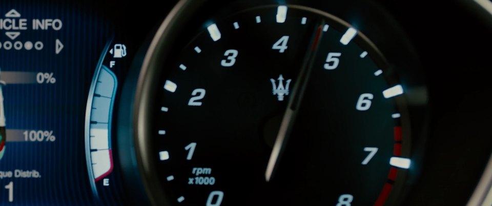 2014 Maserati Ghibli M157