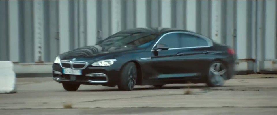 2015 BMW 6 Gran Coupe F06