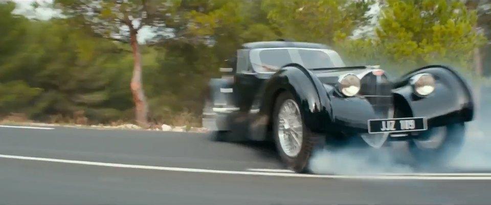 Bugatti Type 57 S Atlantic Replica