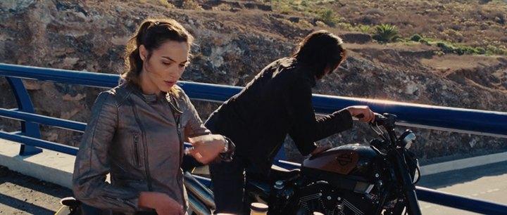 Harley Davidson Xr 1200 X 2 Best Movie Cars