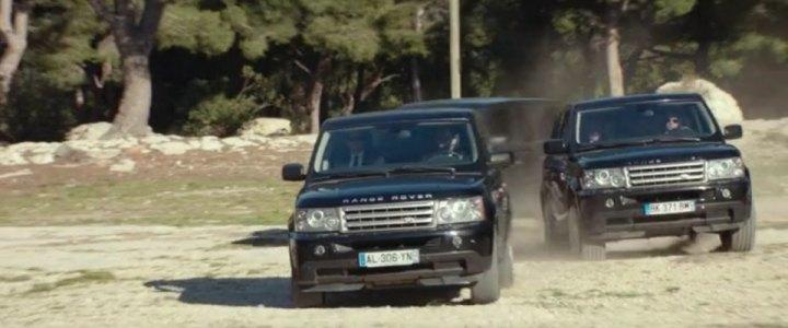 Land-Rover Range Rover Sport L320