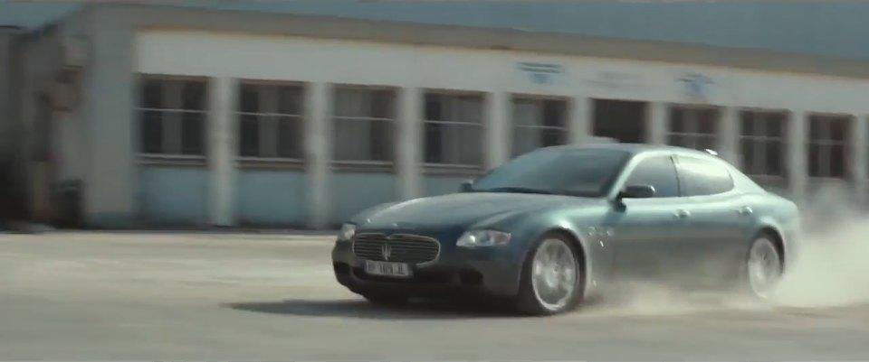 Maserati Quattroporte V M139