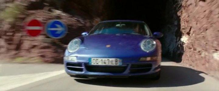 Porsche 911 Carrera 997