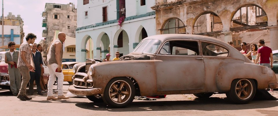 1949 Chevrolet Fleetline De Luxe 2-Door Sedan 2152, The Fate of the Furious 2017