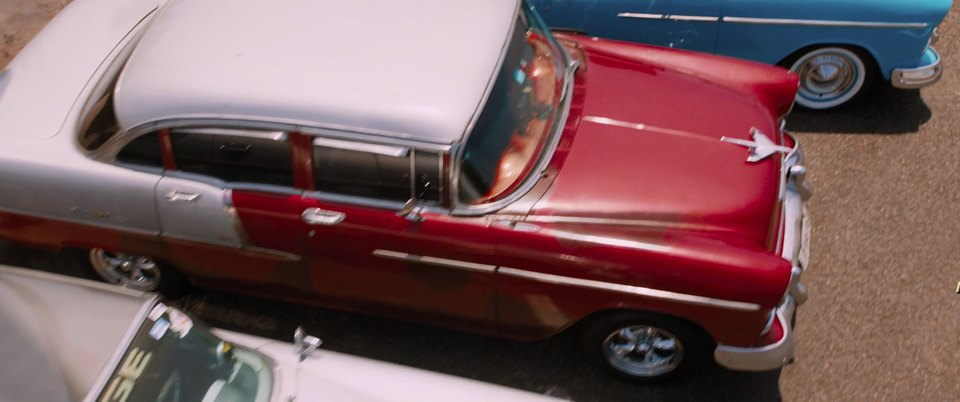 1955 Chevrolet Bel Air 4-Door Sedan 2403