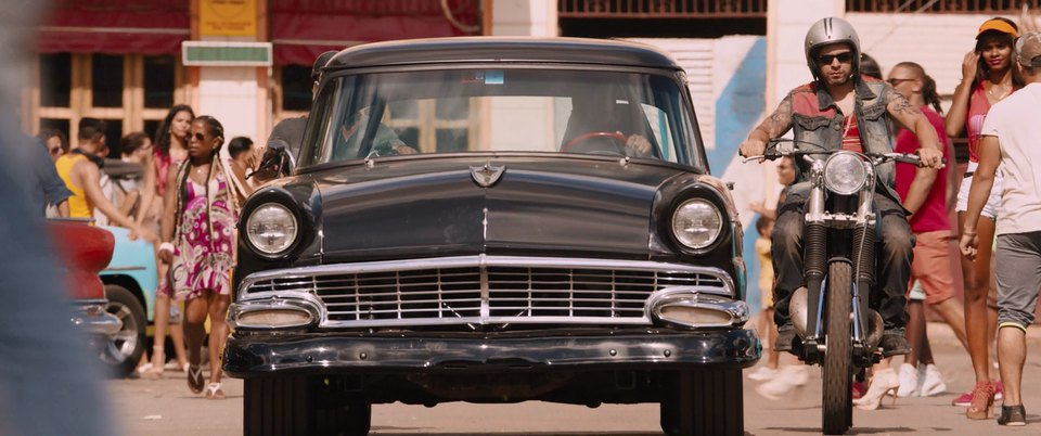 1956 Ford Customline Tudor Sedan 70B, The Fate of the Furious
