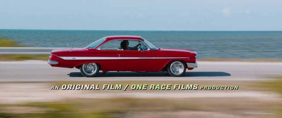 1961 Chevrolet Impala Sport Coupe 1847, The Fate of the Furious