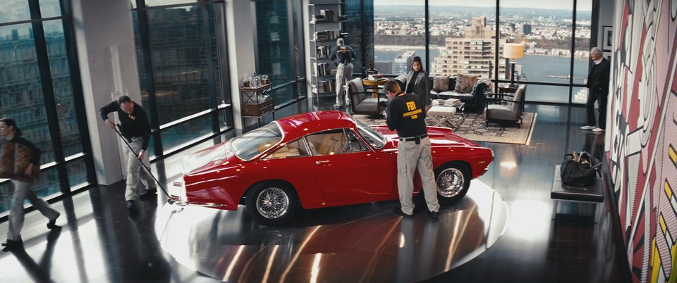 1963 Ferrari 250 GTL Berlinetta Replica, Tower Heist 2011
