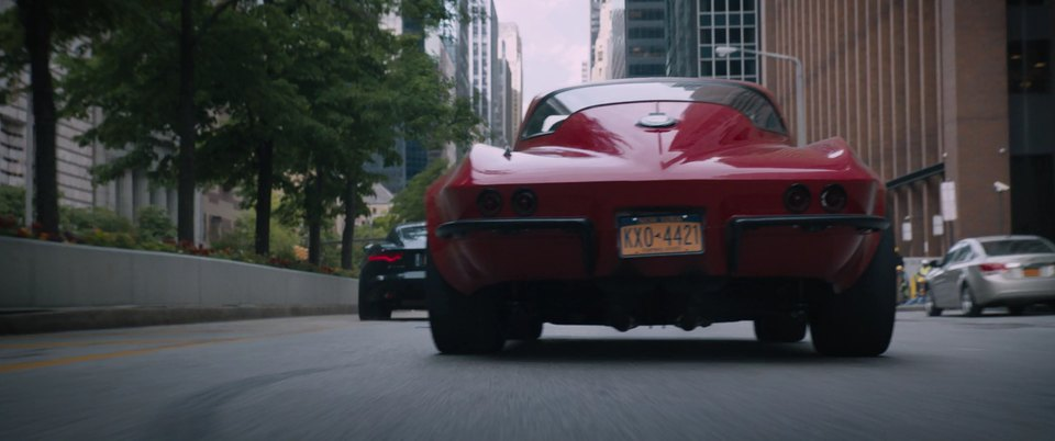 1966 Chevrolet Corvette Sting Ray C2, Fast and Furious 8