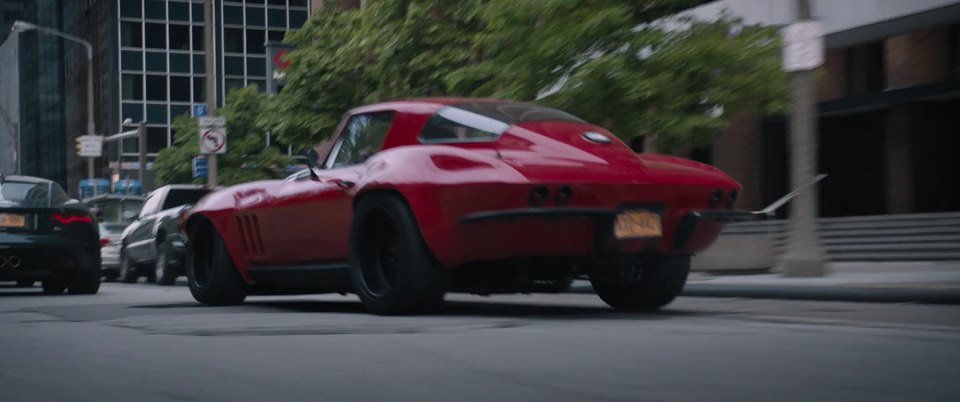 1966 Chevrolet Corvette Sting Ray C2, The Fate of the Furious 2017