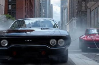 1972 Plymouth Road Runner GTX, The Fate of the Furious 2017