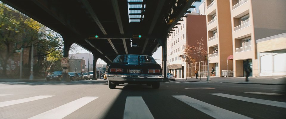 1976 Chevrolet Nova, Tower Heist