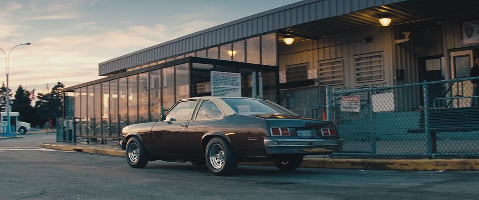 1976 Chevrolet Nova, Tower Heist 2011