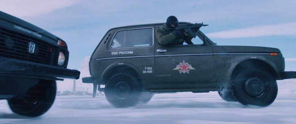 1999 Lada Niva 21213