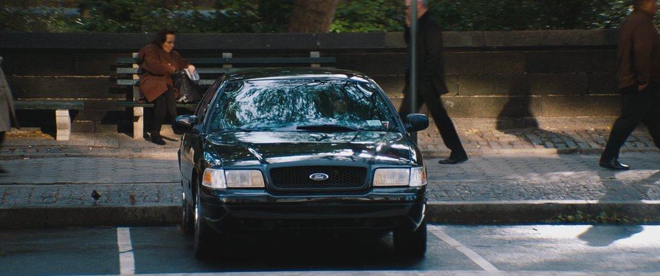 2001 Ford Crown Victoria Police Interceptor P71