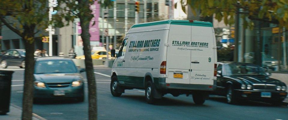 2003 Freightliner Sprinter