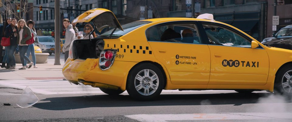 2005 Nissan Altima L31