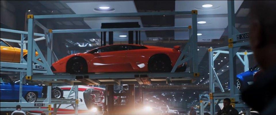 2006 Lamborghini Murcielago LP640