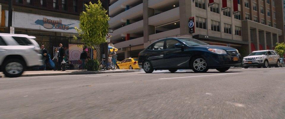2007 Hyundai Elantra HD