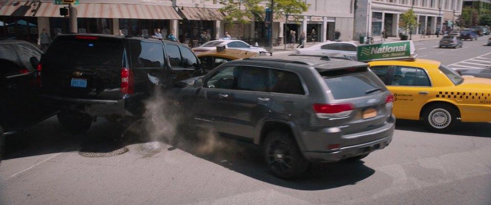 2014 Jeep Grand Cherokee WK2