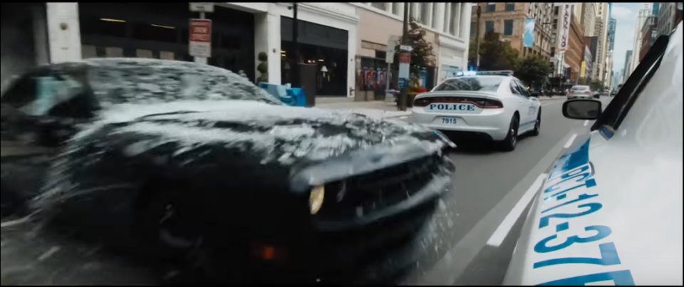 2015 Dodge Challenger SRT 392 LA, Fast and Furious 8