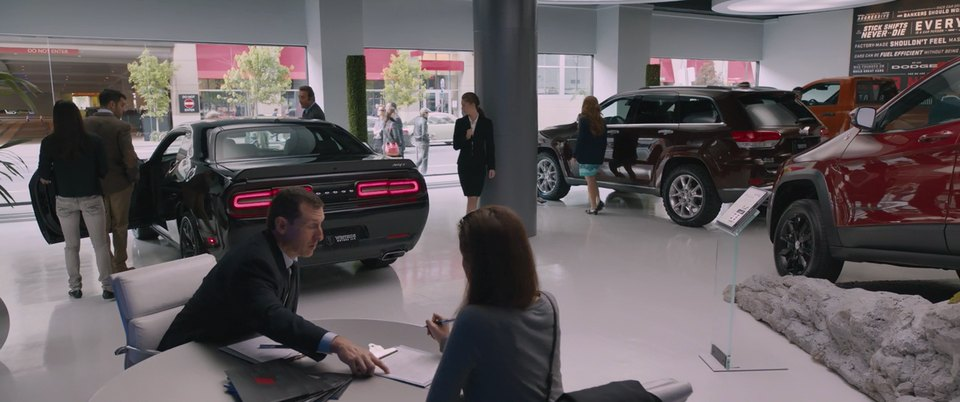 2015 Dodge Challenger SRT 392 LA